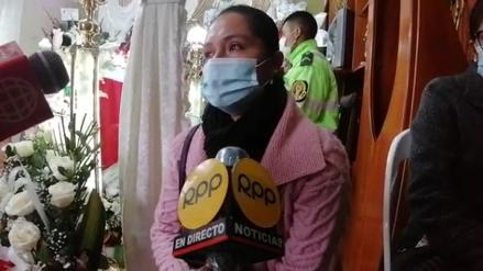 Huancayo: Esposa de suboficial asesinado en comisaría de Lima: