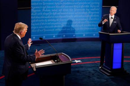 [EN VIVO] Debate Presidencial en EE.UU. Donald Trump y Joe Biden: temas, hora y cómo seguir EN DIRECTO el primer encuentro previo a las Elecciones USA 2020