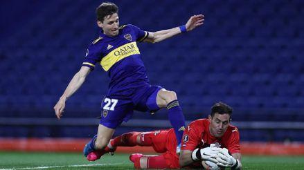 Boca Juniors empató 0-0 con Libertad y avanzó a los octavos de final de la Copa Libertadores