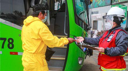 ¿Cómo impacta la pandemia en el sector del transporte interprovincial formal? [AUDIOS]