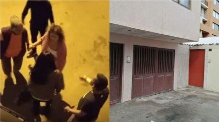 San Miguel: Mujerdenunció fiesta y fue golpeada hasta quedar inconsciente
