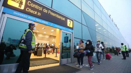 Vuelos internacionales: Estos son los 7 destinos que estarán permitidos desde la próxima semana