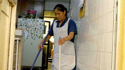 Presidente Martín Vizcarra promulgó la ley para trabajadoras del hogar