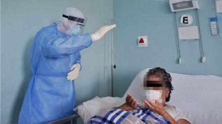 Trujillo: Con oraciones y charlas motivacionales alientan a pacientes con la COVID-19