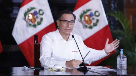 Martín Vizcarra señala que