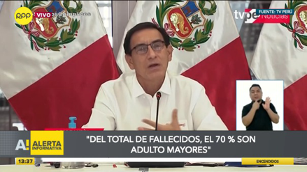 Vizcarra: