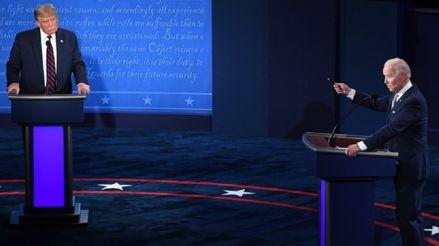 Segundo debate entre Donald Trump y Joe Biden fue cancelado