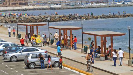 Jorge Muñoz plantea el cierre de accesos a las playas de la Costa Verde los días sábados y domingos