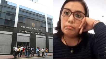 """Fiscalía solicita impedimento de salida del país por 9 meses contra Karem Roca por caso """"Richard Swing"""""""
