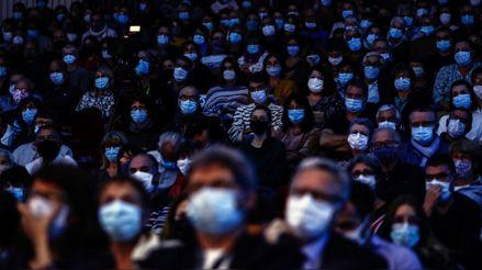 OMS: El mundo supera los 37,4 millones casos y los fallecidos ascienden a 1,07 millones