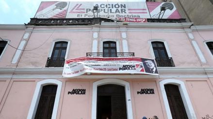 Acción Popular tiene cuatro posibles precandidaturas presidenciales, según Ricardo Burga