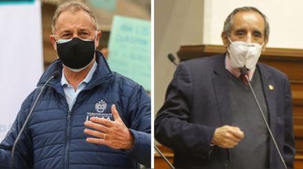 Jorge Muñoz: congresista Ricardo Burga busca inestabilidad al pedir que Martín Vizcarra considere dejar el cargo