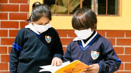 Ministro de Educación aclara que escolares no aprobarán el año de forma automática