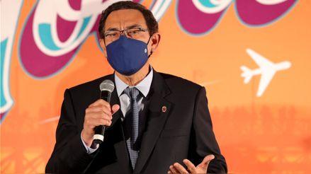 Martín Vizcarra: Reactivación del turismo debe darse de manera sostenible para que no tengamos que retroceder