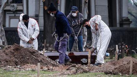 Argentina supera el millón de contagios de coronavirus