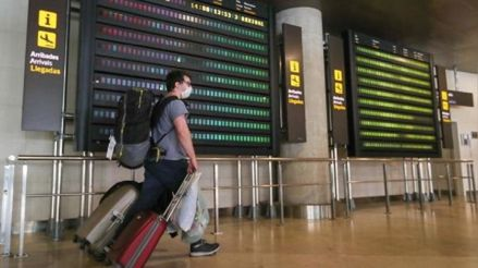 Transporte aéreo: Gobierno evaluará reapertura de más destinos internacionales este miércoles