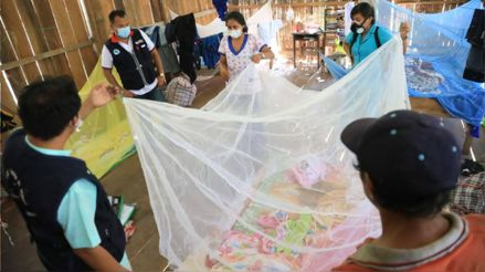 """Loreto: El dengue, un mal """"difícil"""" de diagnosticar en medio de la pandemia de la COVID-19"""
