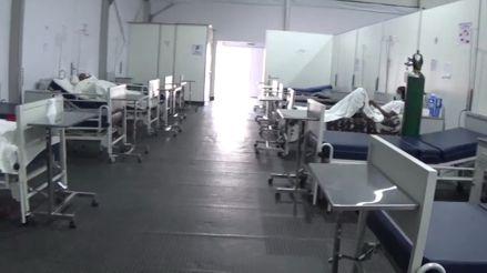 Cusco: Indigentes recuperados de la COVID-19 viven en Hospital Temporal, porque no tienen a dónde regresar
