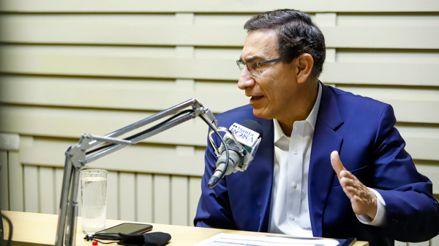 El Equipo Especial Lava Jato dispuso tomar la declaración del presidente Martín Vizcarra