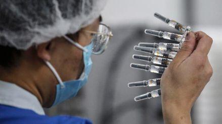 China: Más de 60 000 voluntarios recibieron vacuna candidata y no presentaron efectos adversos
