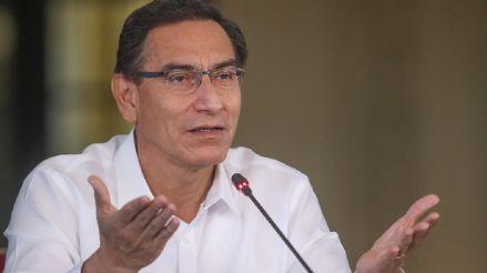 Fiscal Germán Juárez solicitó la declaración del presidente Martín Vizcarra para el 3 de noviembre