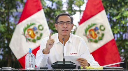 Ejecutivo emite un pronunciamiento tras Consejo de Ministros