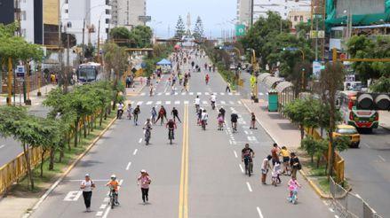 Magdalena: La avenida Brasil volverá a ser exclusiva para peatones y ciclistas los domingos