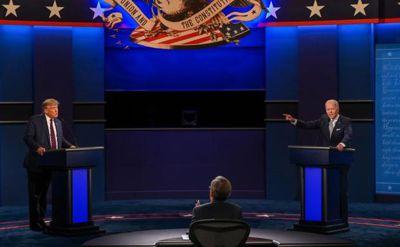 Debate presidencial en EE.UU. EN VIVO Donald Trump y Joe Biden: inicia el segundo encuentro previo a las Elecciones USA 2020