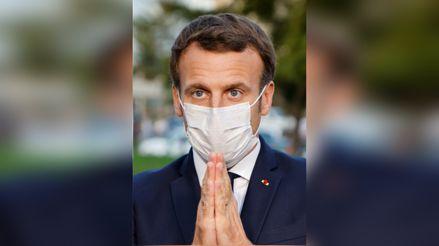 Francia supera el millón de contagios de COVID-19 con un nuevo récord diario