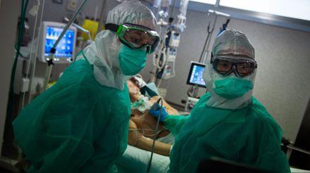 España suma otros 20 mil casos de coronavirus y 231 muertes más en un día