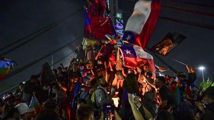 Chile aprueba con una aplastante mayoría derogar la Constitución de Augusto Pinochet