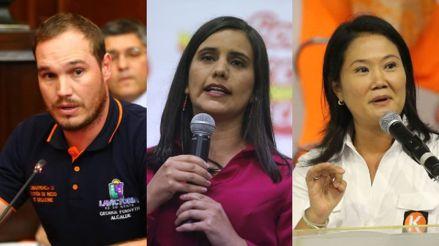 IEP | George Forsyth lidera intención de voto presidencial y es seguido por Verónika Mendoza y Keiko Fujimori