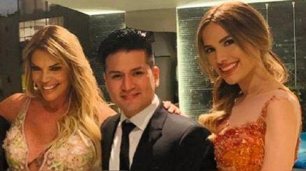 Deyvis Orosco y Cassandra Sánchez: Jessica Newton da detalles sobre la pedida de mano de su hija   RPP Noticias