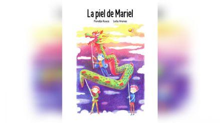 """""""La piel de Mariel"""", un cuento ilustrado para comprender la psoriasis infantil"""