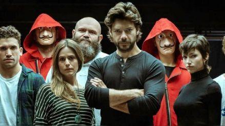"""""""La casa de papel"""": Imágenes filtradas de la quinta temporada muestran un cambio para 'Lisboa'"""