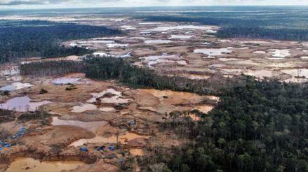 Estudio advierte que la minería afecta al 31 % del territorio indígena en la Amazonía