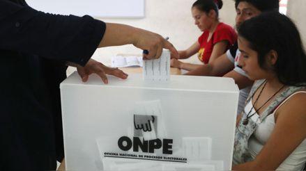 ¿Cómo se está organizando la ONPE para las elecciones del 2021?