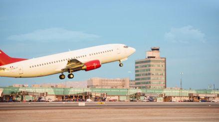 Transporte Aéreo: Extenderán horarios de aeropuertos a nivel nacional