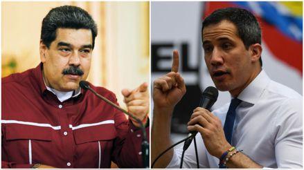 "Maduro dice que Guaidó ""terminará huyendo"" de Venezuela como Leopoldo López"