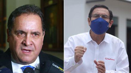 Iberico: Vizcarra tiene que acabar su mandato y luego la Justicia decidirá si va a su casa o a la cárcel