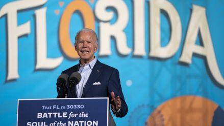 Joe Biden promete estatus de protección temporal para venezolanos y cambiar la política de EE.UU. con Cuba