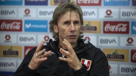 Ricardo Gareca: Escucha sus declaraciones sobre los convocados contra Chile y Argentina por las Eliminatorias Qatar 2022