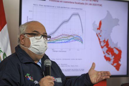 Ministerio de Salud confirma cuatro nuevos casos de difteria en Lima