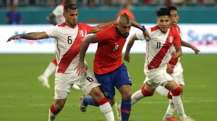 Peru vs. <b>Chile</b>: Date, Time and <b>TV Channels</b> to LIVE the <b>game</b> for ...