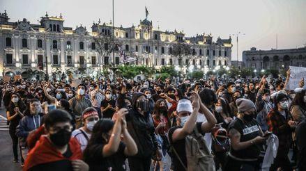 Marcha nacional: Siete recomendaciones generales para evitar el contagio de la COVID-19 durante las manifestaciones