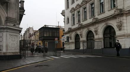 """""""No hay nada de ventas"""": comerciantes del Centro de Lima son perjudicados por manifestaciones y cierre de calles [VIDEO]"""