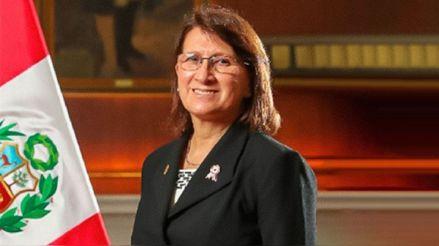 Pilar Mazzetti regresa como ministra de Salud [Perfil]