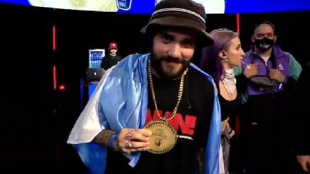 Red Bull Argentina 2020: Tata se corona como bicampeón de la final nacional tras vencer a Wolf | RPP Noticias