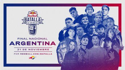 Red Bull Argentina 2020 EN VIVO: Hora, canal y clasificados para vivir la final nacional de la Batalla de los Gallos | RPP Noticias