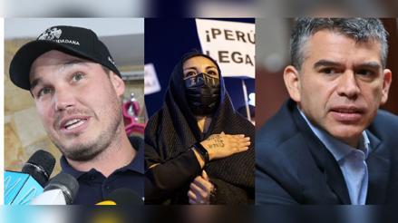 ¿Qué impacto tuvo en la intención de voto el accionar de Forsyth y Guzmán durante la crisis política y las protestas ciudadanas?